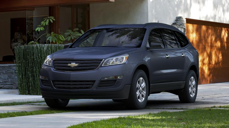 2013 Chevrolet Traverse Vehicle Photo in Gulfport, MS 39503