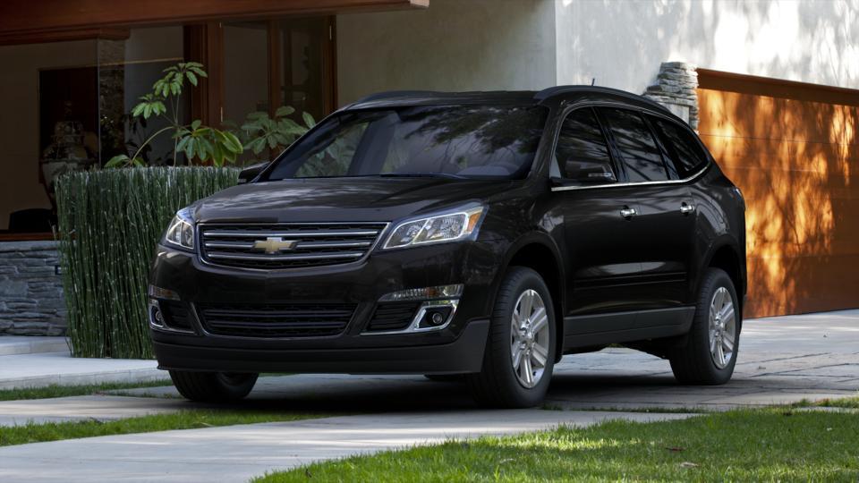 2013 Chevrolet Traverse Vehicle Photo in Reese, MI 48757