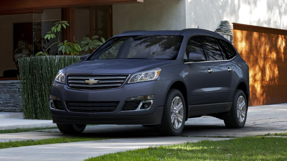 2013 Chevrolet Traverse Vehicle Photo in Moon Township, PA 15108