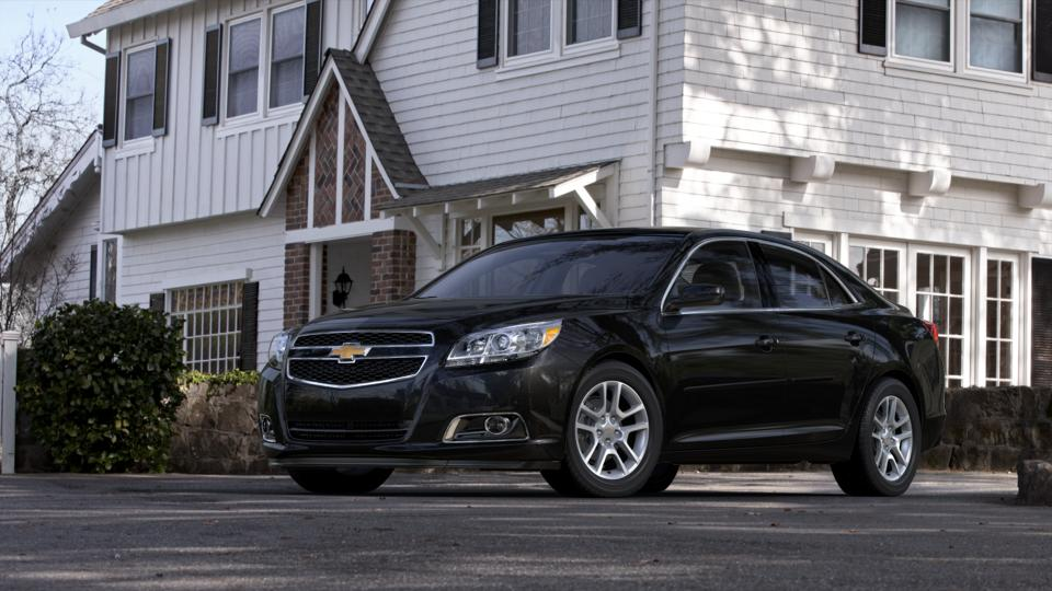 2013 Chevrolet Malibu Vehicle Photo in Detroit, MI 48207