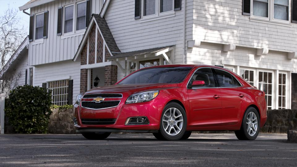 2013 Chevrolet Malibu Vehicle Photo in South Portland, ME 04106