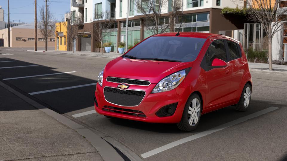 2013 Chevrolet Spark Vehicle Photo in Riverside, CA 92504