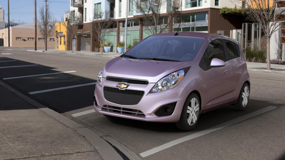 2013 Chevrolet Spark Vehicle Photo in Dade City, FL 33525