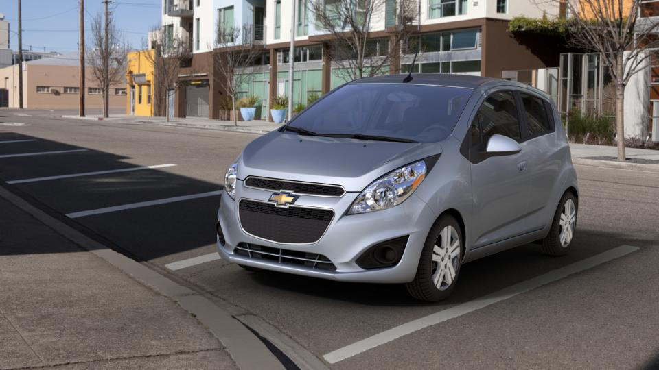 2013 Chevrolet Spark Vehicle Photo in Rockville, MD 20852