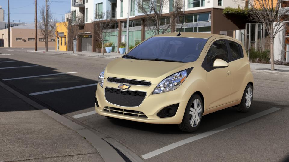 2013 Chevrolet Spark Vehicle Photo in Naples, FL 34109