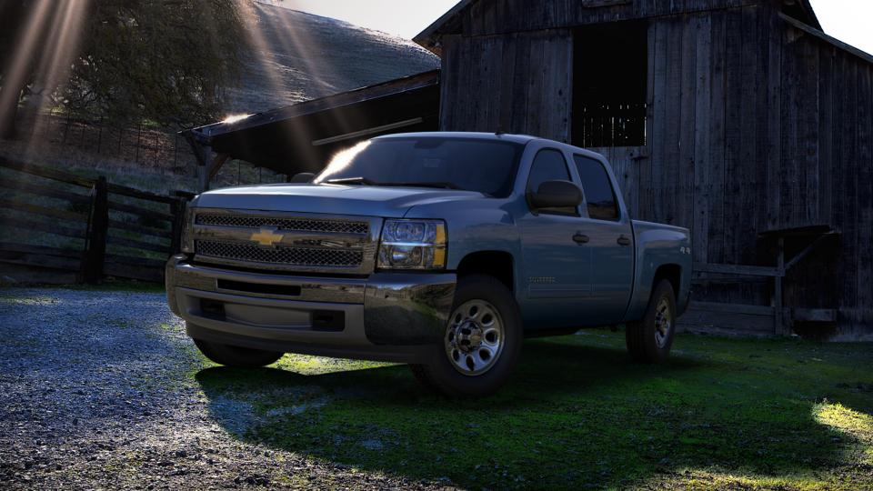 2013 Chevrolet Silverado 1500 Vehicle Photo in Redding, CA 96002
