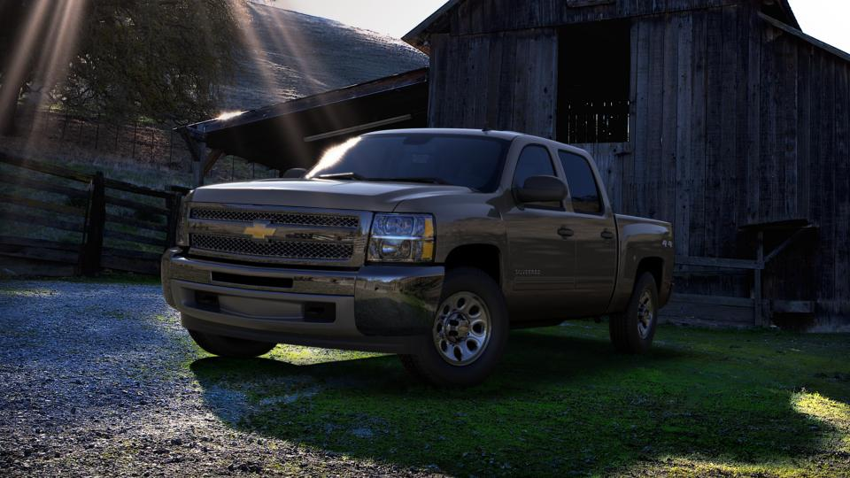 2013 Chevrolet Silverado 1500 Vehicle Photo in Worthington, MN 56187