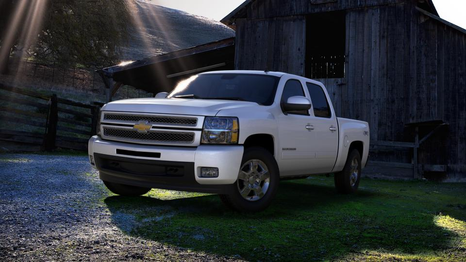 2013 Chevrolet Silverado 1500 Vehicle Photo in Spokane, WA 99207