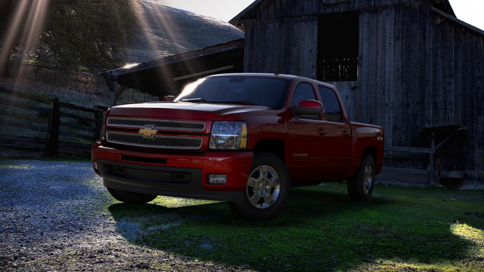 2013 Chevrolet Silverado 1500 Vehicle Photo in Baraboo, WI 53913