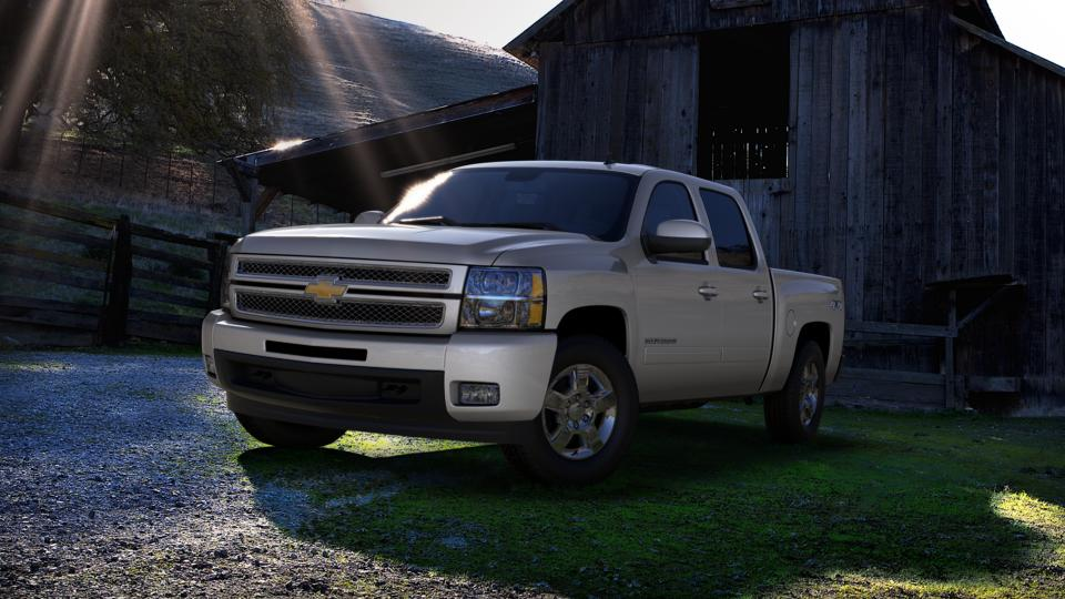2013 Chevrolet Silverado 1500 Vehicle Photo in Springfield, MO 65807