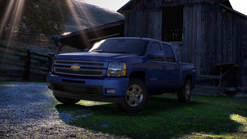 2013 Chevrolet Silverado 1500 Vehicle Photo in Tallahassee, FL 32304