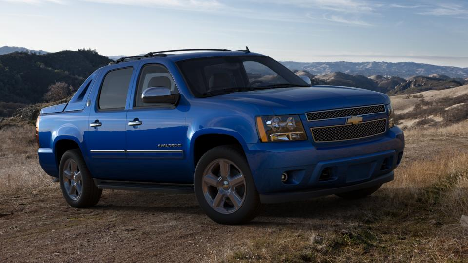 2013 chevrolet avalanche for sale in white bear lake. Black Bedroom Furniture Sets. Home Design Ideas
