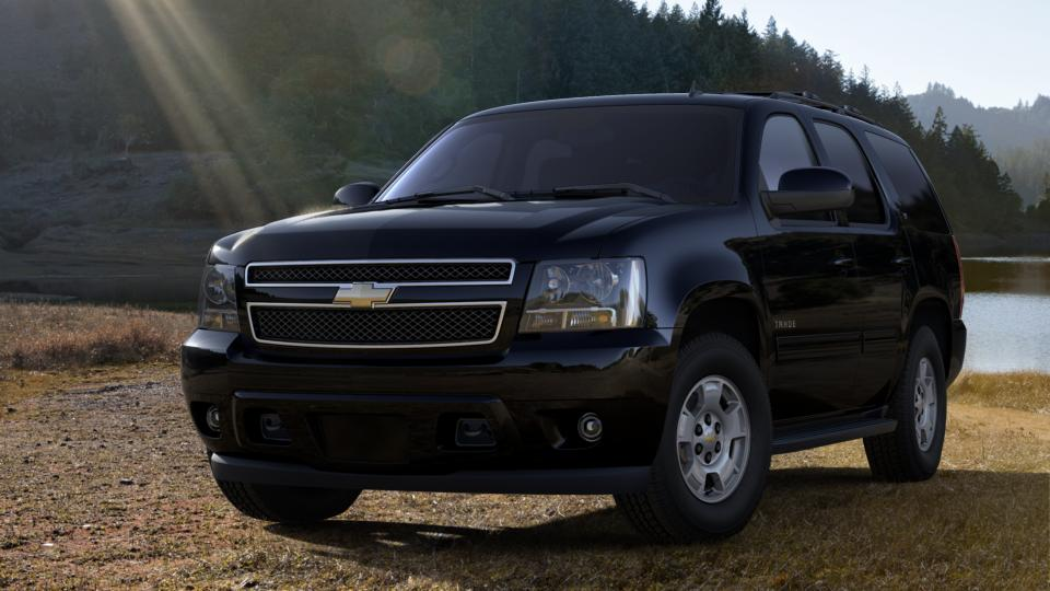 Certified 2013 Chevrolet Tahoe 4WD 1500 LT black exterior ebony interior 6-speed automatic 7320