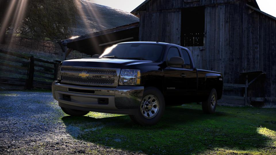 2013 Chevrolet Silverado 1500 Vehicle Photo in Hyde Park, VT 05655