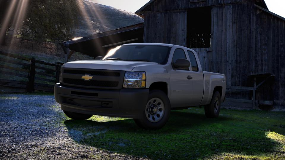 2013 Chevrolet Silverado 1500 Vehicle Photo in Boston, NY 14025