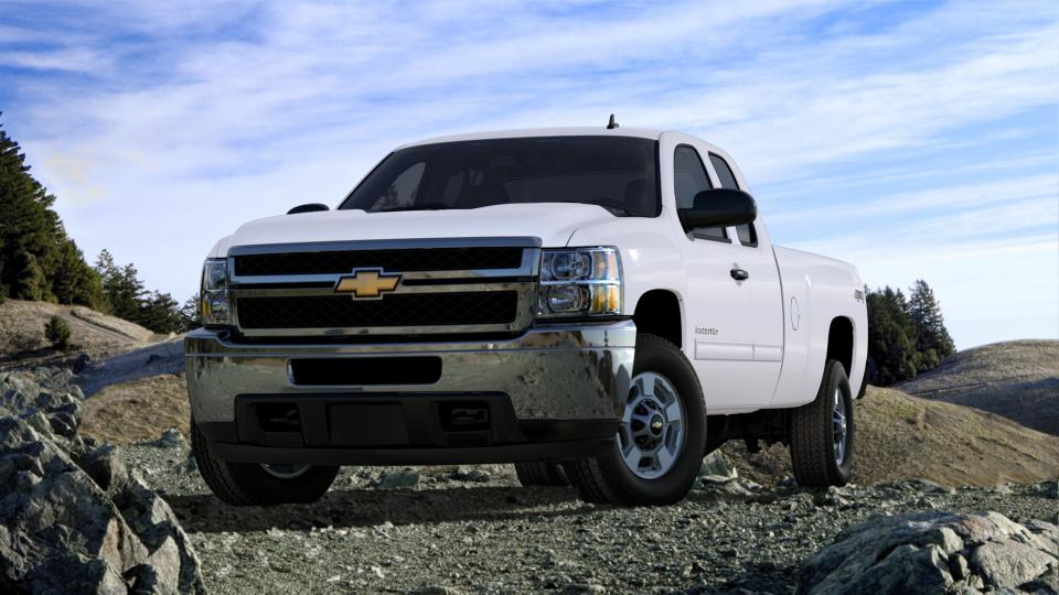 2013 Chevrolet Silverado 2500HD Vehicle Photo in Spokane, WA 99207