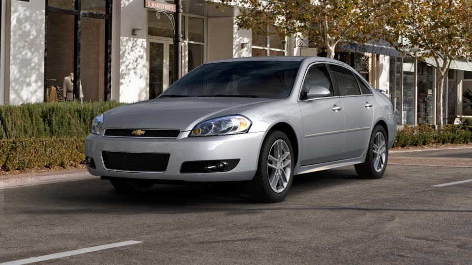 2013 Chevrolet Impala Vehicle Photo in Baton Rouge, LA 70806