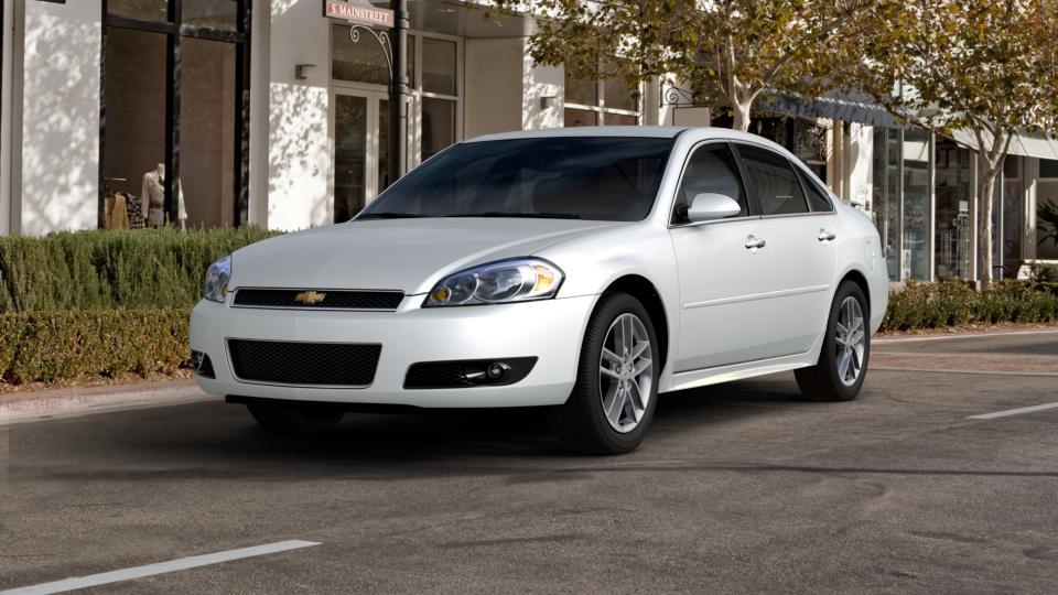 2013 Chevrolet Impala Vehicle Photo in Gainesville, TX 76240
