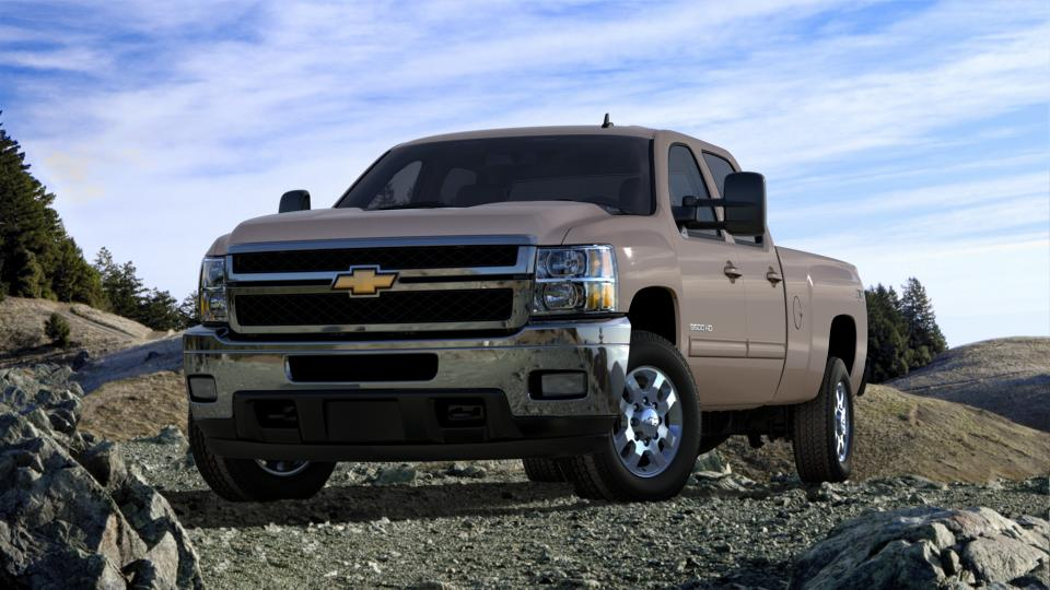 2013 Chevrolet Silverado 3500HD Vehicle Photo in St. Clairsville, OH 43950