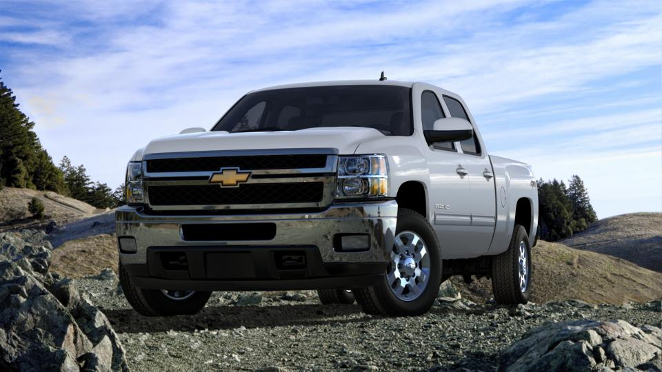 2013 Chevrolet Silverado 2500HD Vehicle Photo in Redding, CA 96002