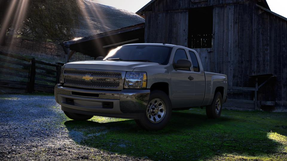 2013 Chevrolet Silverado 1500 Vehicle Photo in Joliet, IL 60435