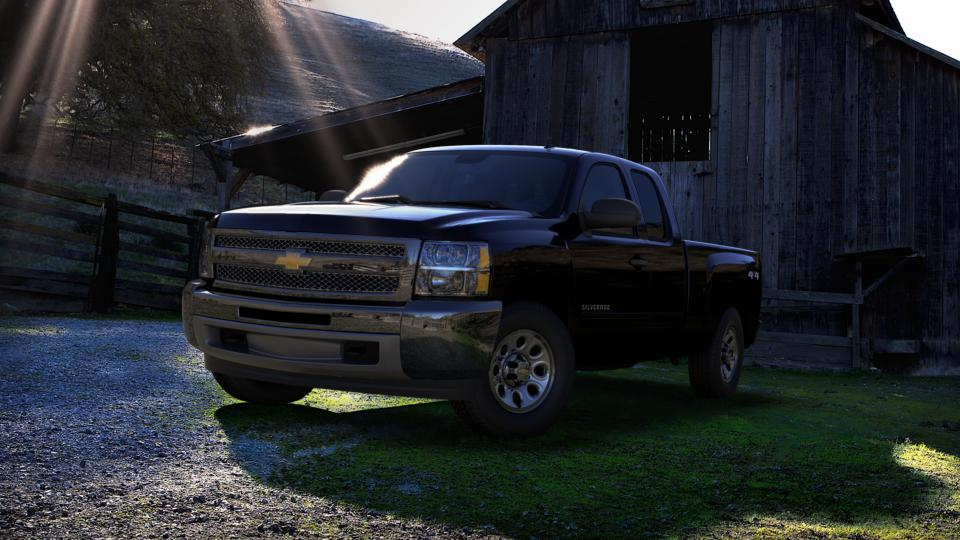 2013 Chevrolet Silverado 1500 Vehicle Photo in Trevose, PA 19053-4984