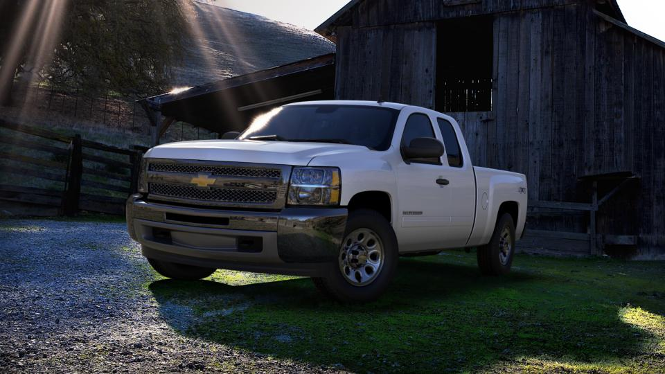 2013 Chevrolet Silverado 1500 Vehicle Photo in Quakertown, PA 18951