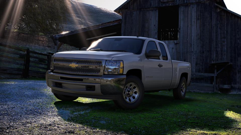 2013 Chevrolet Silverado 1500 Vehicle Photo in St. Clairsville, OH 43950