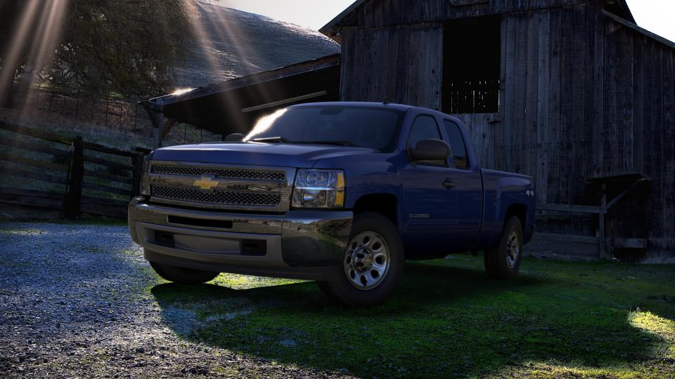 2013 Chevrolet Silverado 1500 Vehicle Photo in Elyria, OH 44035