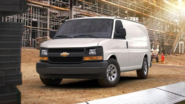 2013 Chevrolet Express Cargo Van For Sale In Palmdale
