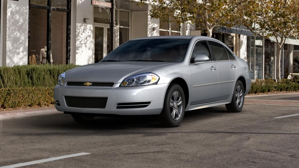 2013 Chevrolet Impala Vehicle Photo in St. Clairsville, OH 43950