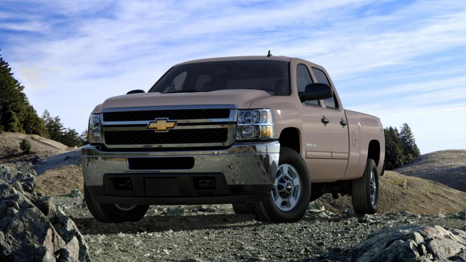 2013 Chevrolet Silverado 2500HD Vehicle Photo in Helena, MT 59601