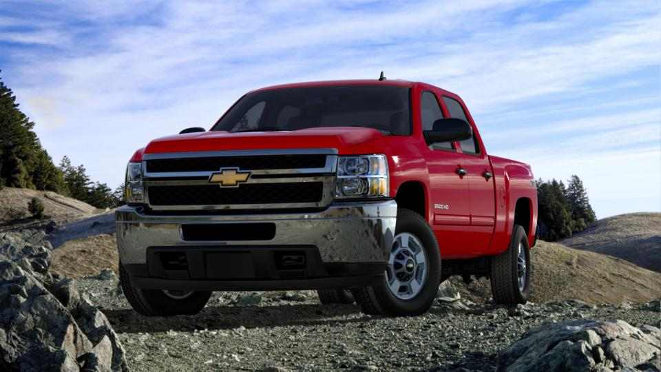 2013 Chevrolet Silverado 2500HD Vehicle Photo in St. Clairsville, OH 43950