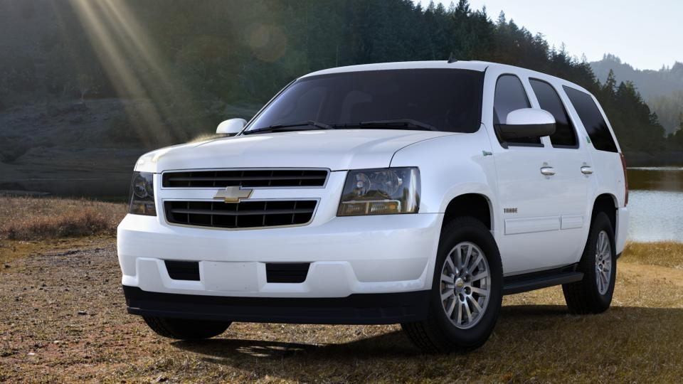 2017 Chevrolet Tahoe Hybrid Vehicle Photo In Colma Ca 94014