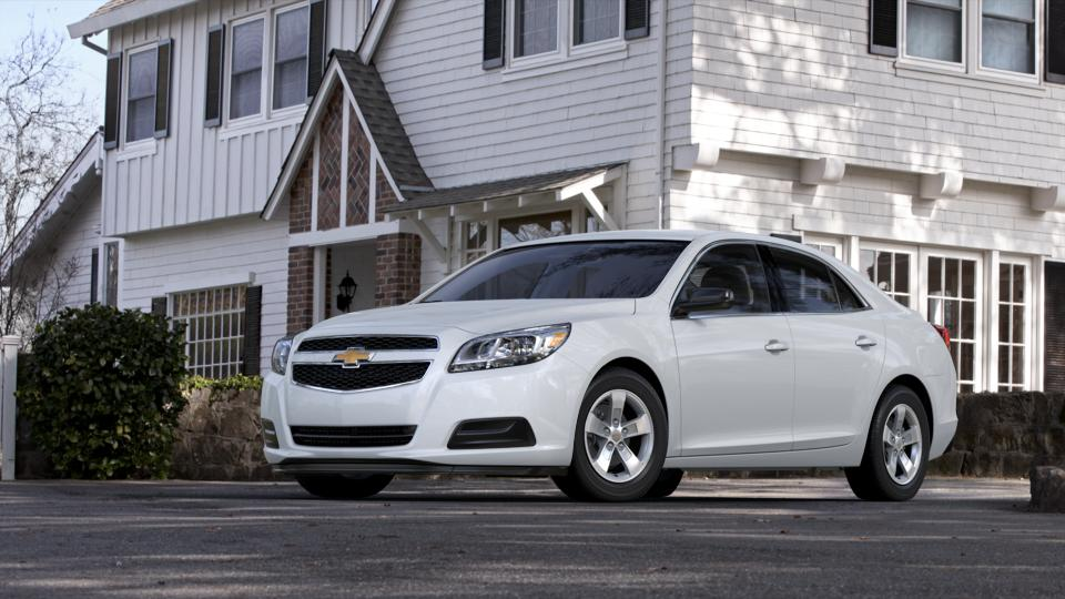 2013 Chevrolet Malibu Vehicle Photo in Akron, OH 44320