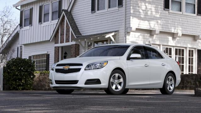 2013 Chevrolet Malibu Vehicle Photo In Early, TX 76802