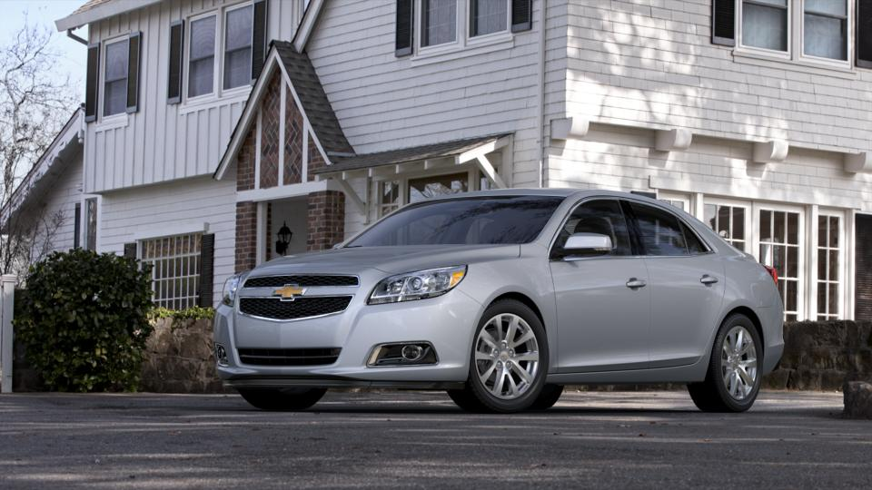 2013 Chevrolet Malibu Vehicle Photo in Macedon, NY 14502