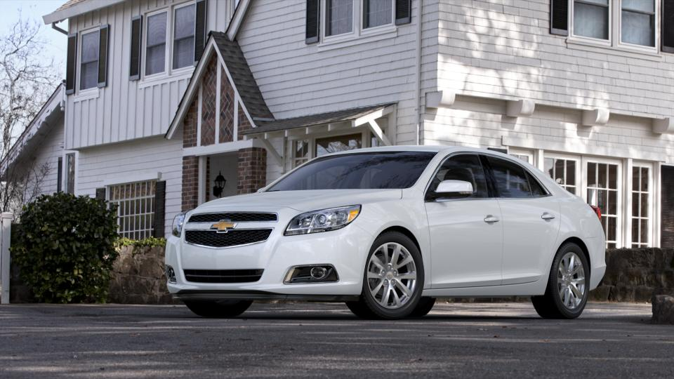 2013 Chevrolet Malibu Vehicle Photo in Boonville, IN 47601