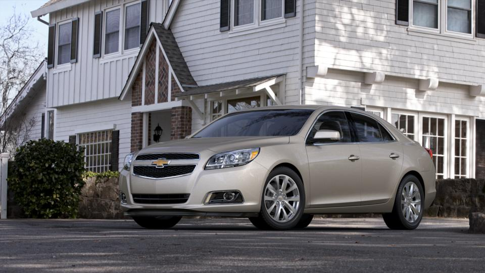 2013 Chevrolet Malibu Vehicle Photo in Winnsboro, SC 29180