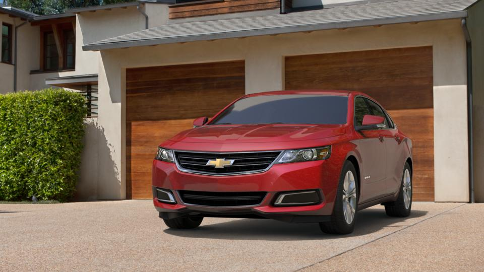 2014 Chevrolet Impala Vehicle Photo in Colma, CA 94014