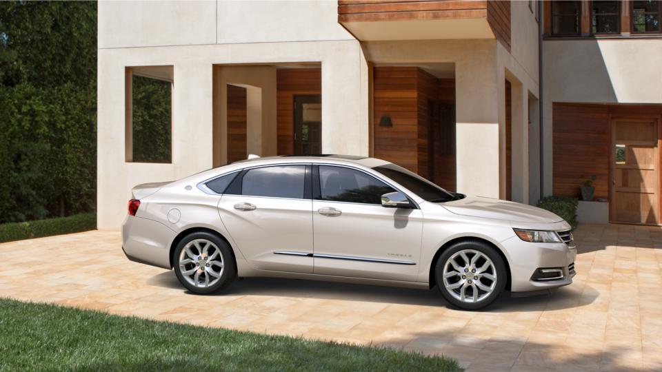 2014 Chevrolet White Diamond Pearl Impala in Hamburg ...