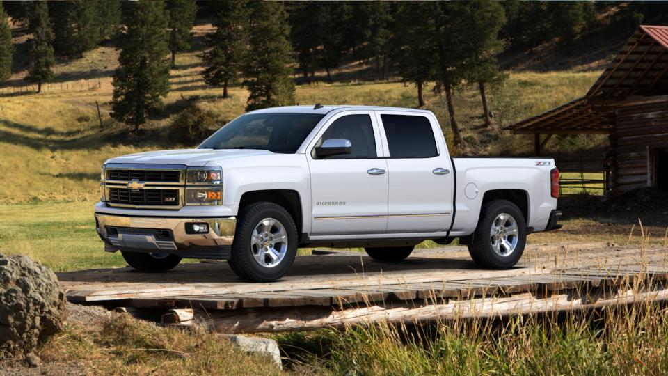 fort smith white 2014 chevrolet silverado 1500 used truck for sale 554086a. Black Bedroom Furniture Sets. Home Design Ideas