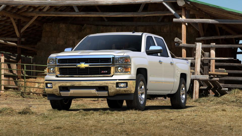 2014 Chevrolet Silverado 1500 Vehicle Photo in Chickasha, OK 73018