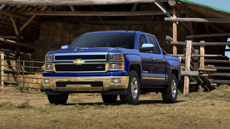 2014 Chevrolet Silverado 1500 Vehicle Photo in Greensboro, NC 27405