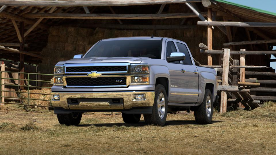 2014 Chevrolet Silverado 1500 Vehicle Photo in Greeley, CO 80634