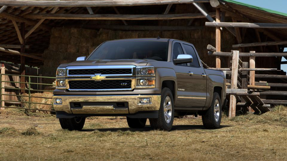 2014 Chevrolet Silverado 1500 Vehicle Photo in Helena, MT 59601