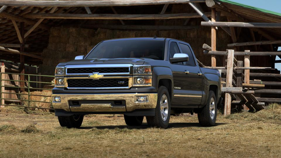 2014 Chevrolet Silverado 1500 Vehicle Photo in Odessa, TX 79762