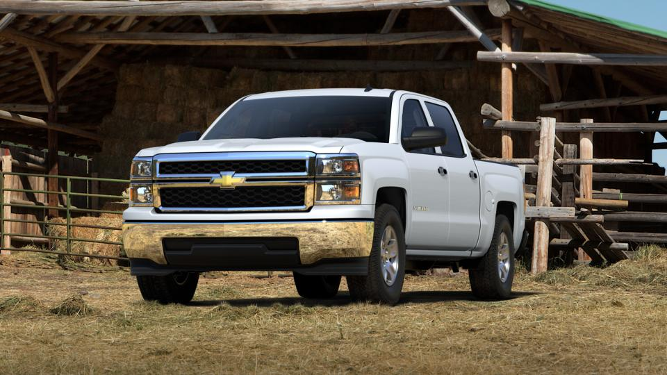 2014 Chevrolet Silverado 1500 Vehicle Photo in Tuscumbia, AL 35674