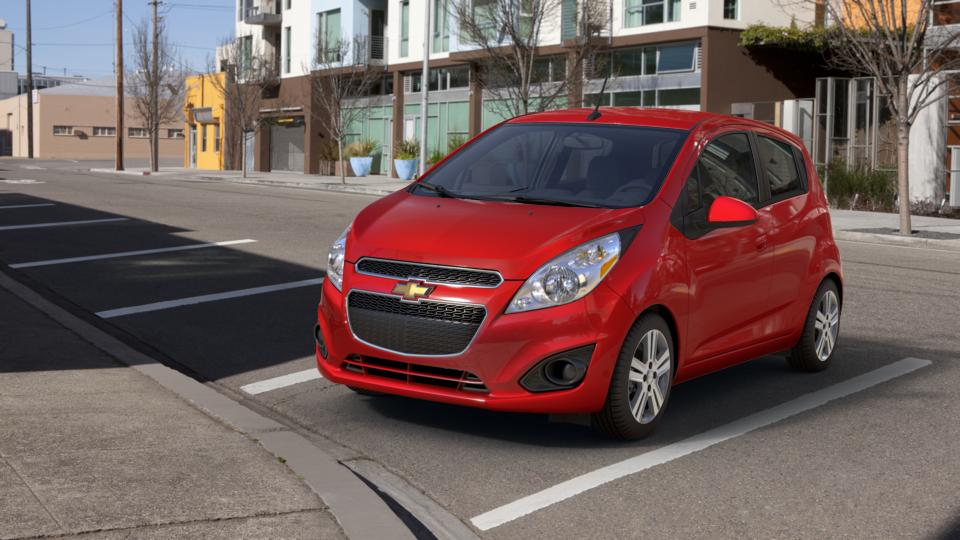2014 Chevrolet Spark Vehicle Photo in Harlingen, TX 78552