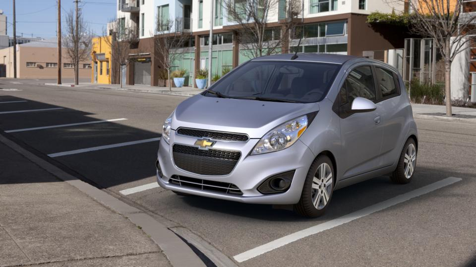 2014 Chevrolet Spark Vehicle Photo in Moultrie, GA 31788